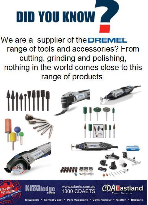 Did You Know? Dremel