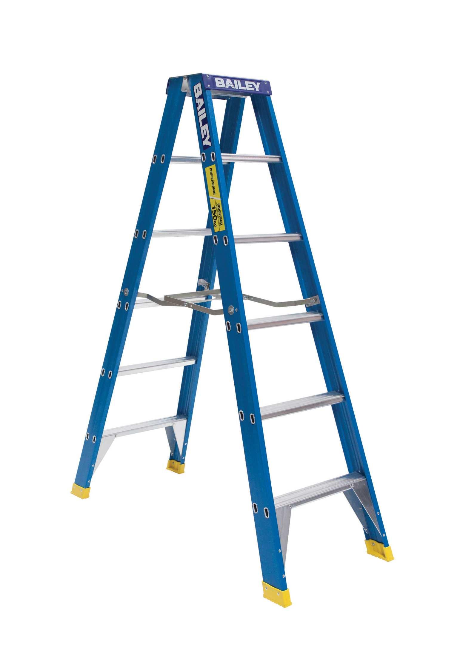 Buy Bailey Rfds 6 6ft 1 8m Ladder Fibreglass Load