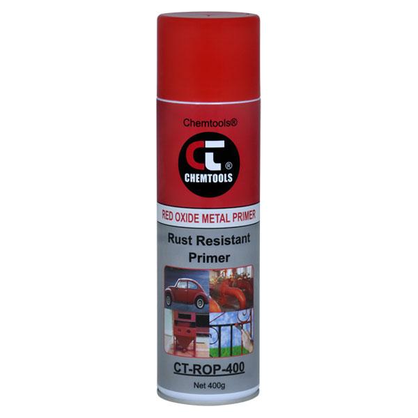 Buy CHEMTOOLS RED OXIDE PRIMER AEROSOL 400 GRAMS ZINC PHOSPHATE From