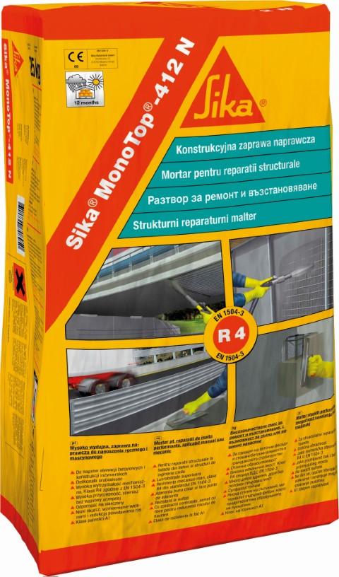 Buy SIKA MONOTOP 412 NFG 20KG from CDA Eastland Trade Supplies