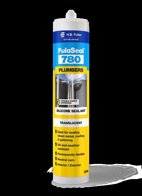 Buy Hb Fuller 780 Plumbing Silicon Trans 300ml From Cda